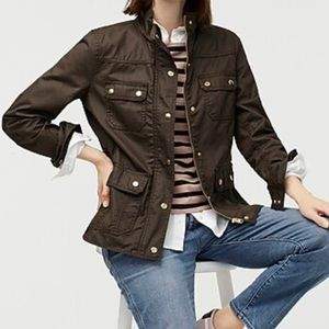 J. Crew Downtown Field Jacket XS